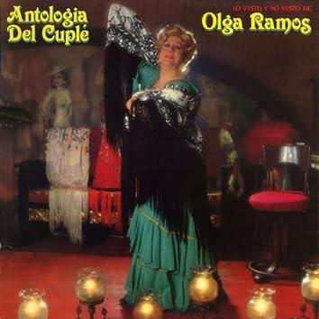 Antologia del Cuple (Lo visto y no visto de Olga Ramos)
