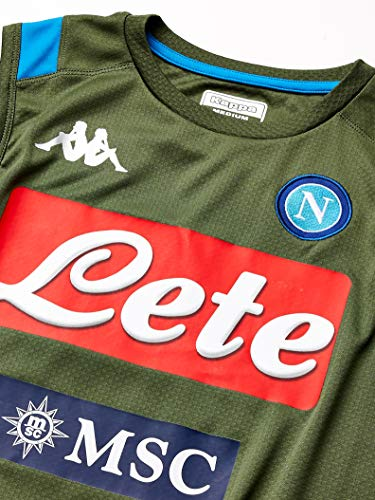 SSC Napoli Short-sleeveless Training Top 2019/2020