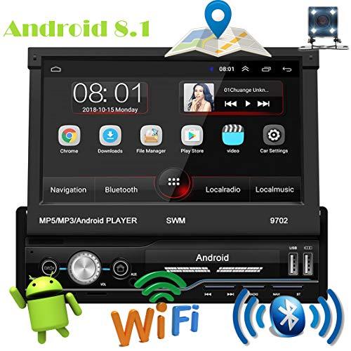 VIGORFLYRUN PARTS LTD 1 DIN Android 8.1 AutoRadio 7