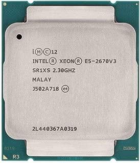 Intel SR1XS XEON E5-2670 V3 2.3GHZ 30MB 12CORE