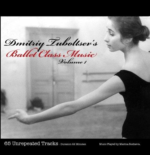 Dmitriy Tuboltsev's Ballet Class Music Volume 1
