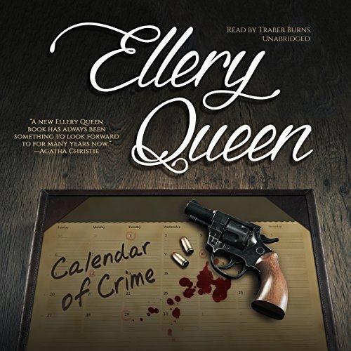 Calendar of Crime  Audiolibri
