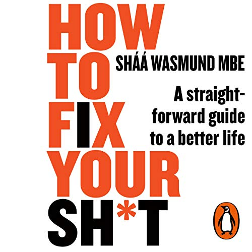 How to Fix Your Sh*t audiobook cover art