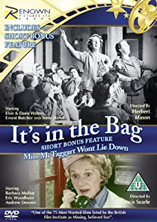 It's In The Bag / Miss McTaggart Won't Lie Down