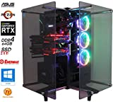 Snogard Ultra Gaming ryzen AMD threadripper 1950 x 16 Core 2 x 1TB M.2 SSD 2 x AMD RX Vega 64 Go DDR4 X399 Chipset Windows 10 Pro Gamer PC...