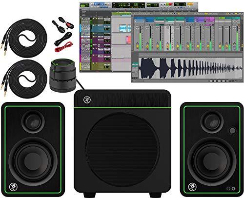 Mackie Multimedia Studio Monitors