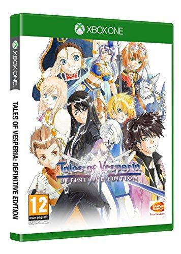 Giochi per Console Namco Bandai Tales Of Vesperia - Definitive Edition