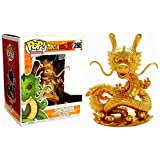 QToys Funko Pop! Animation: Dragonball Z #265 Shenron (Golden) Chibi...