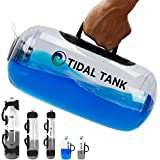 Tidal Tank - Original Aqua Bag Kettle Bell - Training Power Bag with Water Weight - Ultimate core and Balance Workout - Portable Stability Fitness Equipment