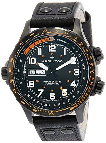 Hamilton H77785733-BX43VYK45 Reloj de Pulsera para Hombre