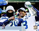 The Poster Corp Marshawn Lynch & Russell Wilson Seattle