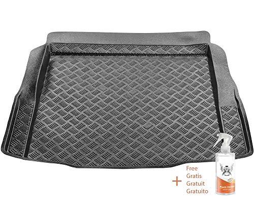 Copribaule in PVC Compatibile con BMW Serie 3 (G20) Sedan (dal 2018) + Detergente per Plastica (Regalo)