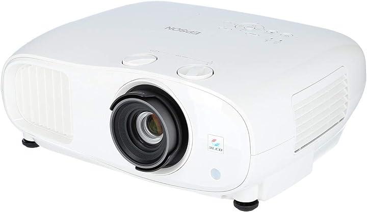 Videoproiettore epson eh-tw7000 proiettore pro-uhd 4k, 3.000 lumen, 16:9 V11H961040