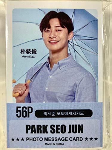 パク・ソジュン Park Seo Jun グッズ / フォト メッセージカード 56枚 (ミニ ポストカード 56枚) セット - Photo Message Card 56pcs (Mini Post Card 56pcs) [TradePlace K-