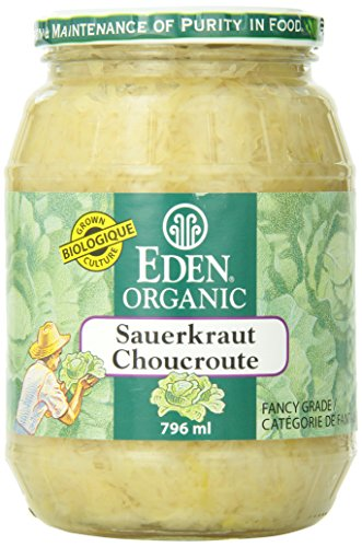EDEN FOODS Sauerkraut, 31.99 OZ