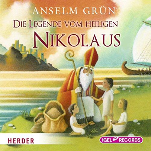 Die Legende vom Heiligen Nikolaus Titelbild