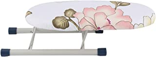 Akozon Foldable Space-Saving Mini Ironing Board Home Travel Sleeve Cuffs Collars Handling Table(01)