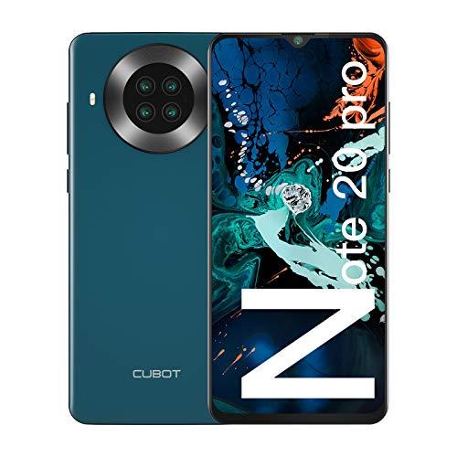 "CUBOT Note 20 Pro Móviles Libres, 128GB + 8GB Smartphone, Pantalla 6.5""..."