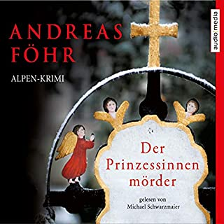 Der Prinzessinnenmörder cover art