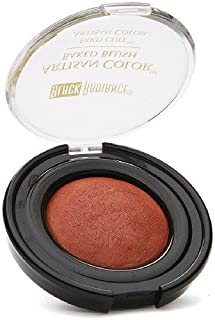 Black Radiance Artisan Color Baked Blush, Toasted Almond - 0.1 Oz
