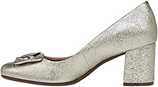 Naturalizer Womens Wright Leather Closed Toe Classic,...
