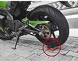 Grand PitStop Motorrad-Reinigungsständer - Paddock Stand Ersatz - Rollenständer für Reifenreinigung & Kettenschmierung - GRoller (Mittel (Fahrräder  485 lb & Reifenbreite