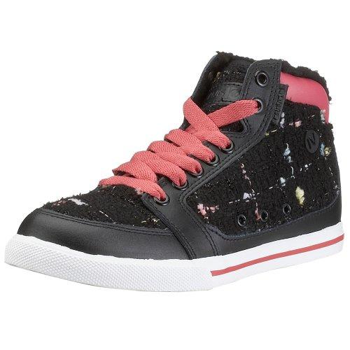 Gravis Lowdown HC 212387-0186.0, Damen Sneaker, schwarz, (black tweed ), EU 36