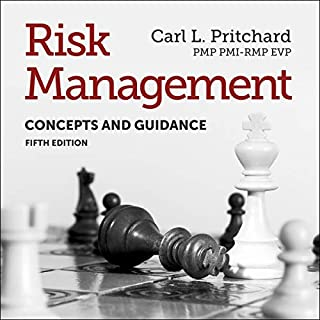 Risk Management, Fifth Edition  audiobook cover art