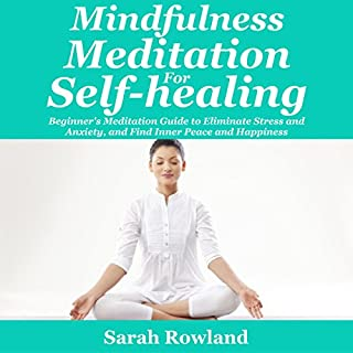 Mindfulness Meditation for Self-Healing cover art