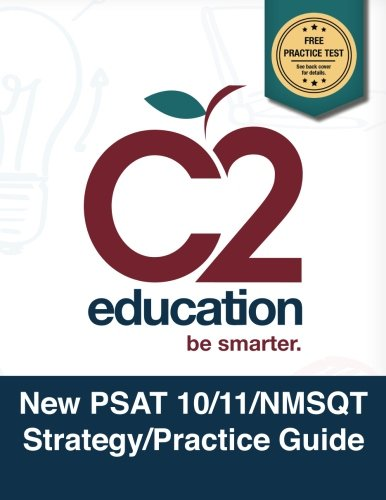 New PSAT 10/11/NMSQT Strategy/Practice Guide