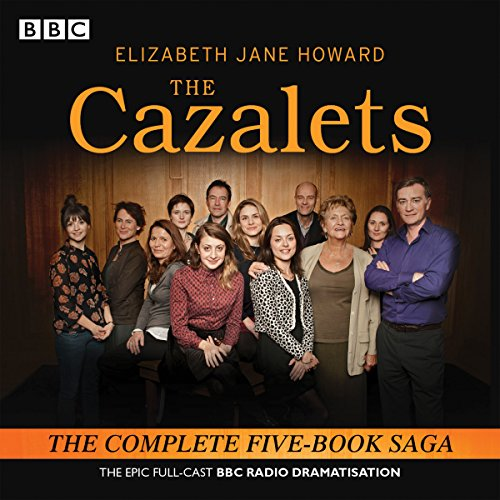 The Cazalets audiobook cover art
