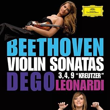Beethoven: Violin Sonatas Op. 12, Op. 23, Op. 47