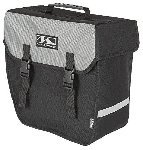 M-Wave Einertasche Fahrrad Seitentasche Einzeltasche (Links)