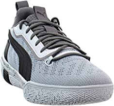 PUMA Mens Legacy Low Basketball Sneakers Shoes Casual - Grey - Size 11.5 D
