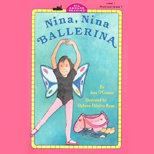 Couverture de Nina, Nina Ballerina