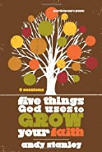 Best andy stanley five things god uses Reviews
