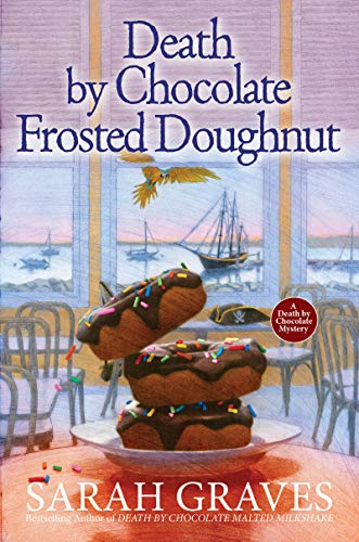 Image of Death by Chocolate Frosted Doughnut (A Death by Chocolate Mystery)