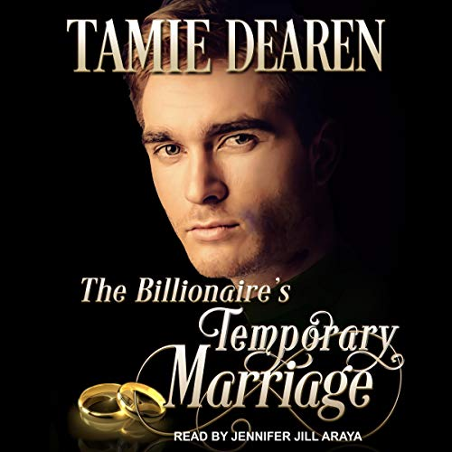 The Billionaire's Temporary Marriage cover art