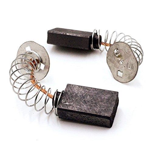 145323-06 145323-03 145323-02 DW705 DW708 Replacement Motor Carbon Brushes (1 pair) for De Walt Power Tools, Black & Decker Power Tools, Circular Saw, Sawcat,Miter Saw,Table Saw