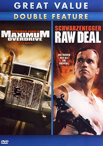 Maximum Overdrive / Raw Deal (Double Feature)