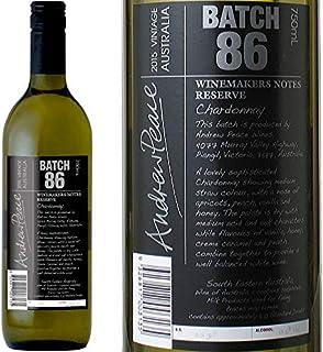 レゼルヴ シャルドネ ワイン メーカーズ ノート 正規品 白ワイン 辛口 750ml Winemakers Notes Reserve Chardonnay Andrew Peace