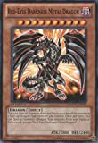 Yu-Gi-Oh! - Red-Eyes Darkness Metal Dragon (SDDC-EN013) - Structure Deck: Dragons Collide