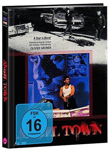 Angel Town - Mediabook (limitierte Auflage 250 Stück) - Cover-Motiv 2 [Blu-ray]