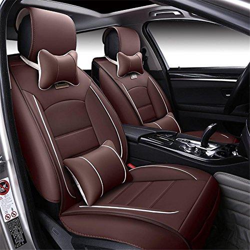 AMYMGLL Le nouveau coussin de voiture général de quatre saisons confortable protection respirante confortable Édition de luxe et édition standard 4 options de couleur , C , deluxe edition