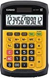 Casio waterproof and dustproof calculator WM-320MT-N mini just type 12 digits