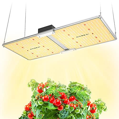 MAXSISUN PB2000 Pro Grow Light, 200W LED Grow Lights for Indoor Plants Full Spectrum with...