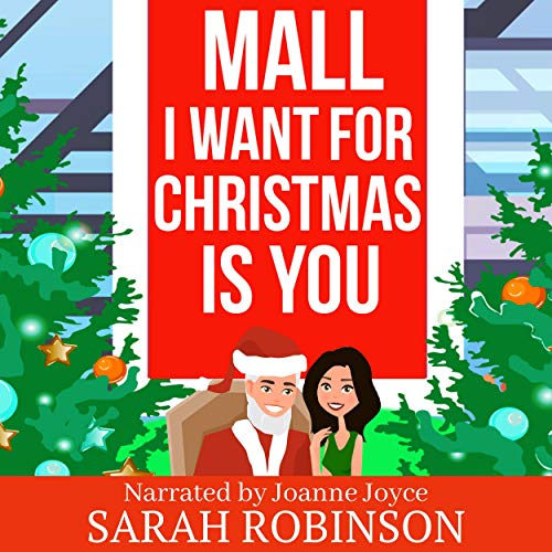 Mall I Want for Christmas Is You Audiobook By Sarah Robinson cover art
