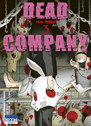 Dead Company Edition simple Tome 3