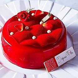 ルワンジュ東京【マトラッセルージュ12cm (通常) 】お中元 スイーツ プレゼント ムースケーキ ギフト 人気 苺 ケーキ 誕生日 子供 誕生日ケーキ バースデーケーキ
