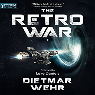 The Retro War cover art